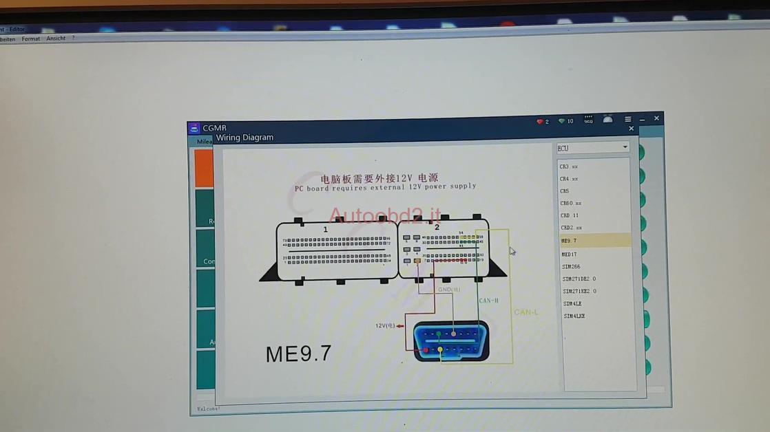 cgdi-mb-read-erase-mb-ecu-me9-7-on-bench-07