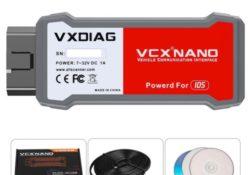 vxdiag vcx nano ford